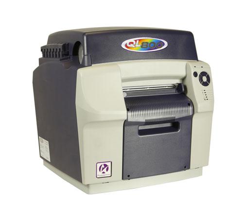 Der neue INKJet-Drucker von Quicklabel - QL-800: