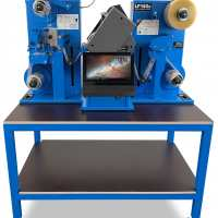 DTM LF140e Label Finishing System
