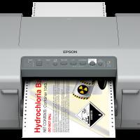 Farbetikettendrucker EPSON TM-C831