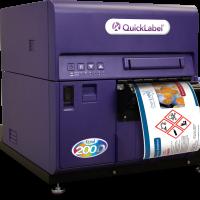 Farbetikettendrucker KIARO!200D