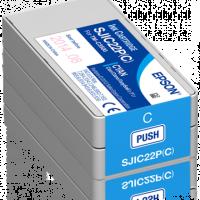 Epson Tintenpatrone Für TM-C3500 Farbetikettendrucker