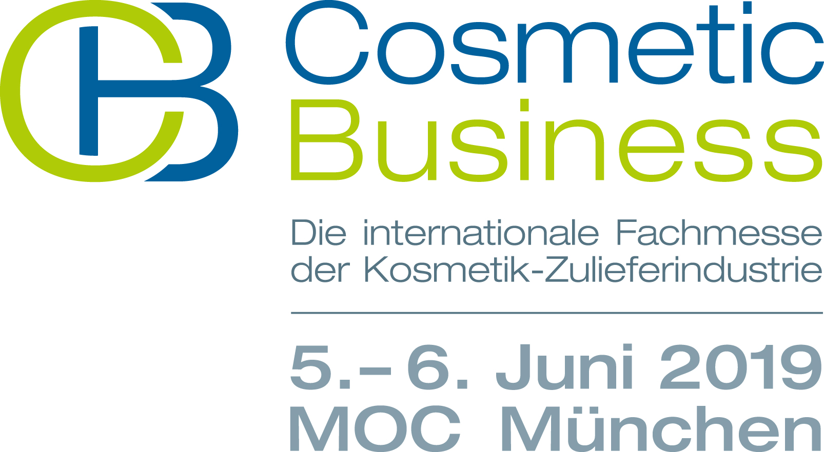 Cosmetic Business 2019 – MOC München